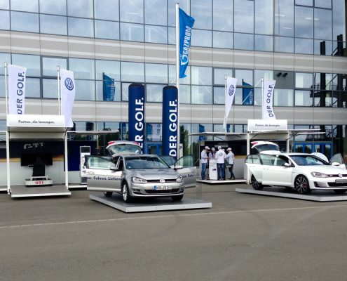 [:de]Roadshow VW Produktpräsentation[:]