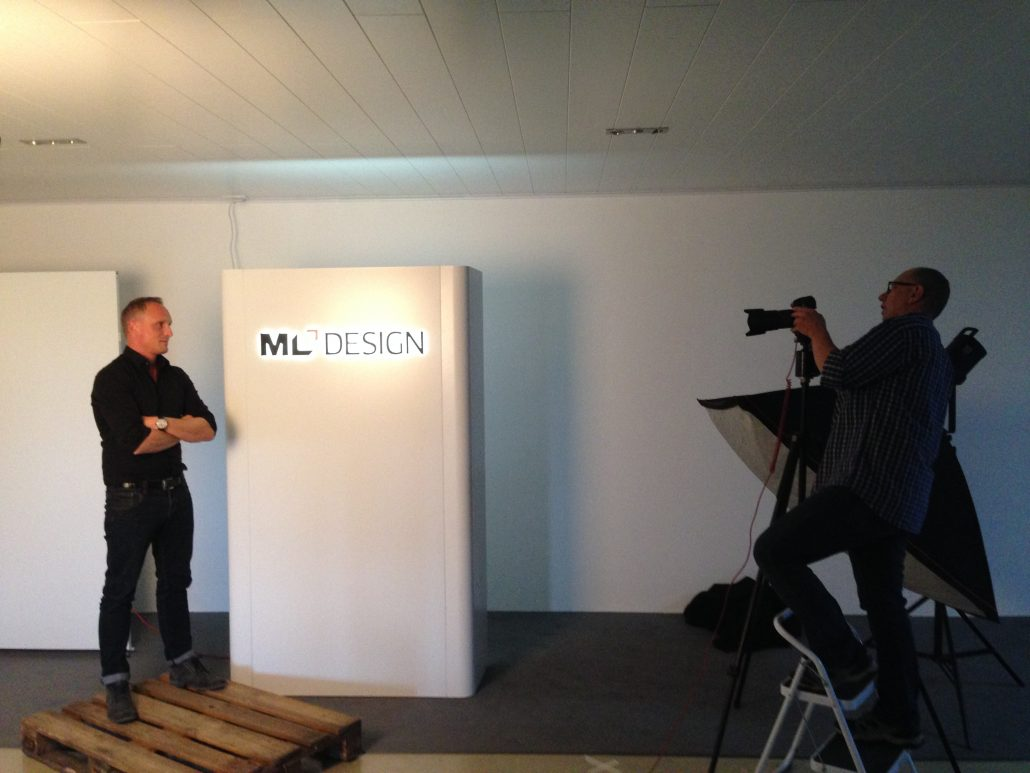 ML Design Fotoshooting